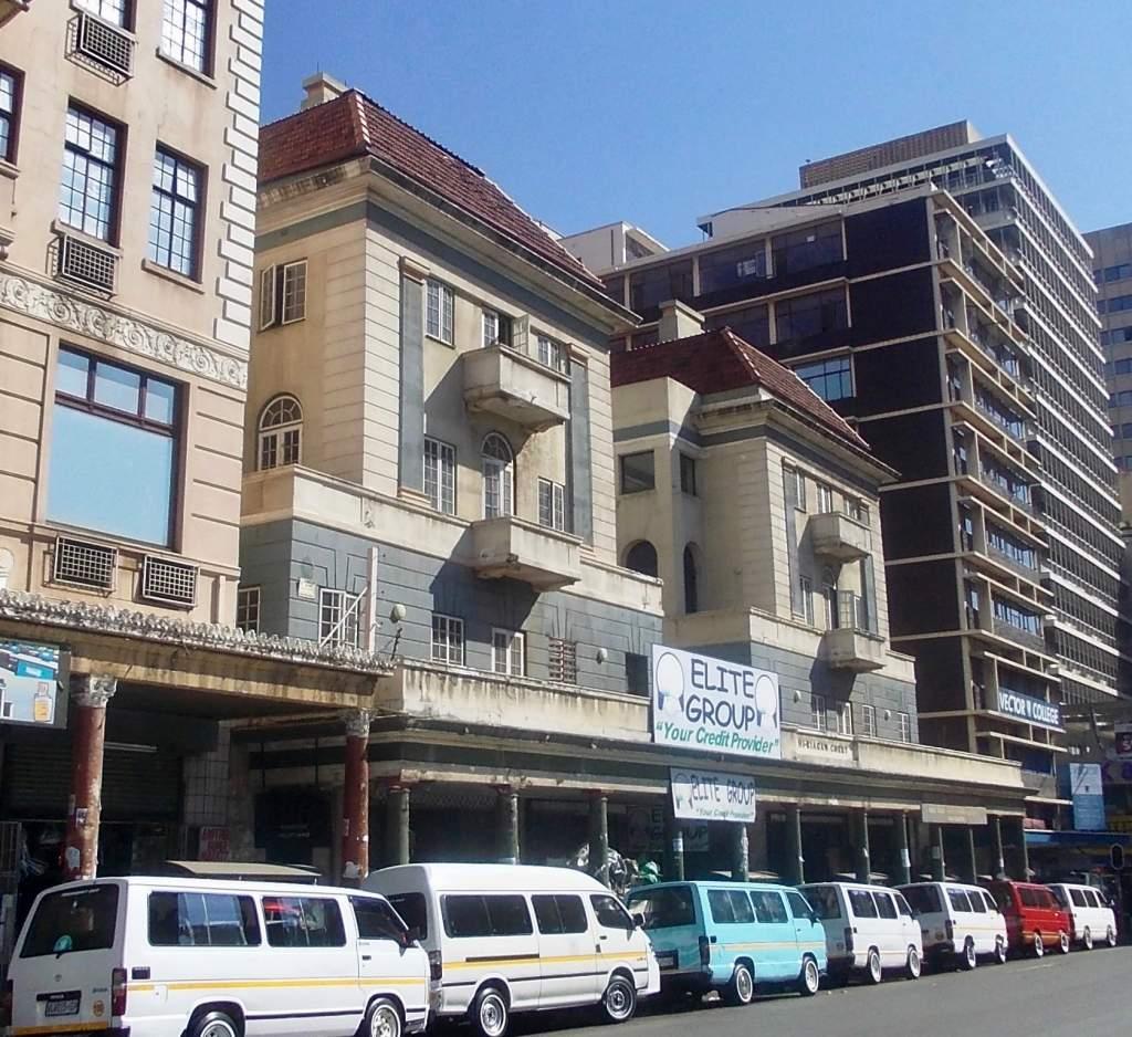 Hi-Riagan Court Johannesburg   The Heritage Register